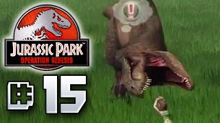 Download RAMPAGE!!! - Jurassic Park Operation Genesis [ Jurassic Park Month ] Video