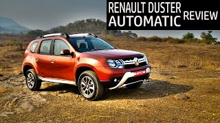Download Renault Duster Automatic Review | Test Drive | QuikrCars Video