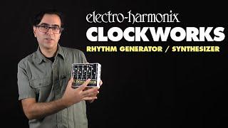 Download ELECTRO-HARMONIX CLOCKWORKS DEMO Video