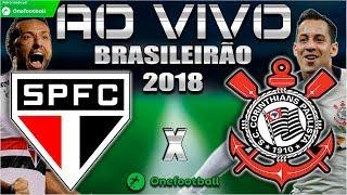 Download São Paulo 3x1 Corinthians | Brasileirão 2018 | Parciais Cartola FC | 21/07/2018 Video