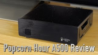 Download Popcorn Hour A500 Media Player Review Video