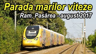 Download Parada marilor viteze-sezoniere,marfare-High speed trains-Trains,Züge Video