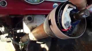 Download Remove steering column and manual steering box '63 F100. Video