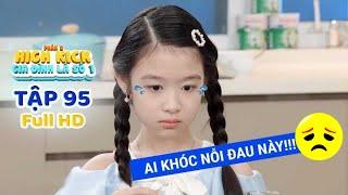 Download Gia đình là số 1 Phần 2 | Tập 95 Full: Lam Chi lòng đau như cắt chứng kiến Ba Mẹ cãi nhau 'ầm trời' Video