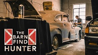 Download Small towns harbor the best barn finds | Barn Find Hunter - Ep. 62 (Part 3/4) Video