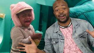 Download Baby Hater Becomes A Dad For Day Video