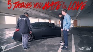 Download 5 Things you HATE & LOVE Bagged Genesis Coupe Video