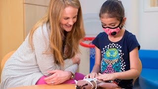 Download Learn How Child Life Specialists Ease The Hospital Experience Video