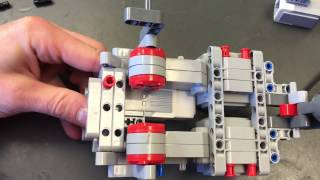Download Building a Lego ev3 Robot from Base Kit for FIRST LEGO League (FLL) Video