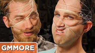 Download Rubber Band Face Challenge Video