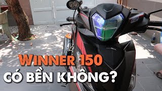 Download Winner 150 có BỀN không? - Review ĐỘ BỐC sau 25.000 km | MinC Motovlog Video