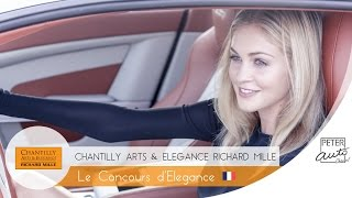 Download Concours d'Elegance - Chantilly Arts & Elegance Richard Mille Video
