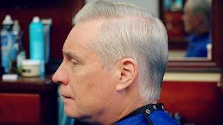 Download Barber Tutorial: Classic, Professional, Gentlemen's Haircut 2017 Video