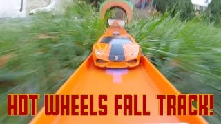 Download Hot Wheels Fall Track! (50,000 sub special!) Video