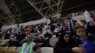Download Saudi women attend football game for the first time Video