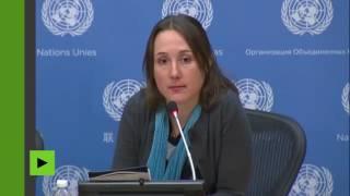 Download ONU : une journaliste démonte en deux minutes la rhétorique des médias traditionnels sur la Syrie Video