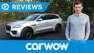 Download Jaguar F-Pace 2018 SUV in-depth review | Mat Watson Reviews Video