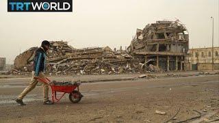 Download Rebuilding Mosul: Iraq city struggles against spread of disease Video