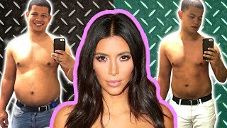 Download We Tried Kim Kardashian's Favorite Boot Camp Workout Video