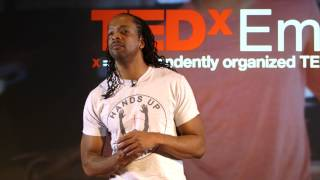 Download The art of words | Jericho Brown | TEDxEmory Video