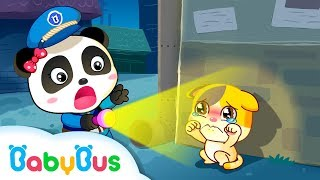 Download What to Do When Get Lost | Outdoor Safety Tips for Kids | BabyBus Cartoon Video