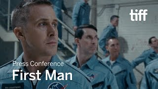 Download FIRST MAN Press Conference | TIFF 2018 Video