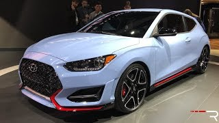 Download 2019 Hyundai Veloster N – Redline: First Look – 2018 NAIAS Video
