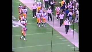 Download LOS ANGELES Rams at New Orleans Saints; 10/23/1994 Video