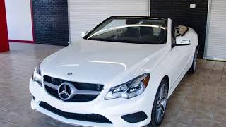 Download 2015 Mercedes-Benz E 400 for sale in FORT MYERS, FL Video