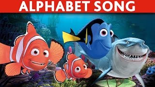 Download ABC Song Learn Your ABC's Video DISNEY Finding Nemo Video