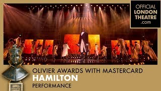 Download Hamilton performance at the Olivier Awards 2018 with Mastercard Video