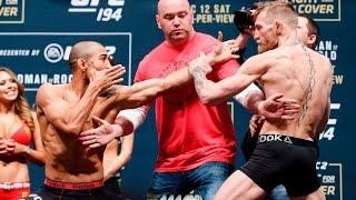 Download UFC 194 Weigh-Ins: Jose Aldo vs. Conor McGregor Video