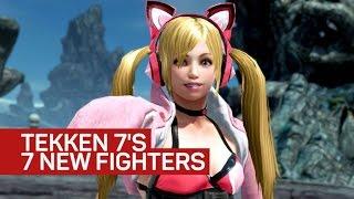 Download Tekken 7 has 7 completely new characters Video