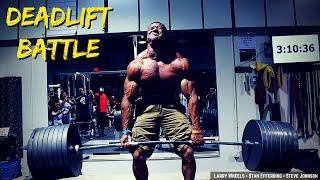 Download IRON ADDICTS DEADLIFT BATTLE ll Stan Efferding Larry Wheels Steve Johnson Video