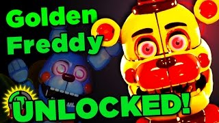 Download The Quest for Hidden Scenes and GOLDEN FREDDY!   SISTER LOCATION CUSTOM NIGHT Video
