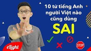 Download ❌ [Tiếng Anh giao tiếp] 6 từ tiếng Anh 90% người Việt dùng sai Video