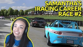 Download Race #2 - Samantha's iRacing career Video