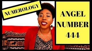 Download Angel Number 444 || Spiritual Awakening || Archangel Michael || Protection || Numerology Video