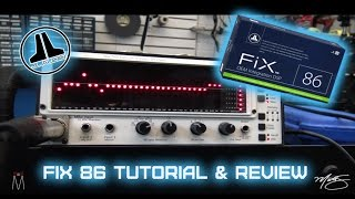 Download JL Audio DSP Fix 82 and Fix 86 Tutorial and Review!!!! Video