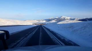 Download BigRigTravels LIVE! Livingston to Big Timber, Montana Interstate 90 East-Feb. 19, 2018 Video