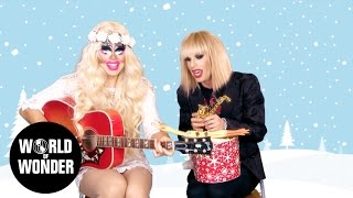Download UNHhhh Ep 36: ″Happy Holidaze″ w/ Trixie Mattel & Katya Zamolodchikova Video
