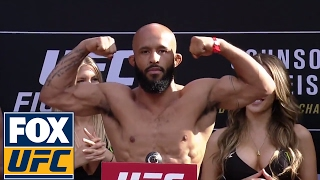 Download Full Weigh-In: Johnson vs. Reis | UFC ON FOX Video