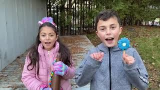 Download Hadil plays seller of sweet bottles Video