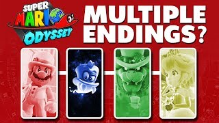Download Understanding Mario Odyssey's Multiple Endings Video