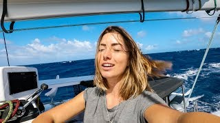 Download Is that LAND I smell on the horizon? (Sailing La Vagabonde) Ep. 138 Video