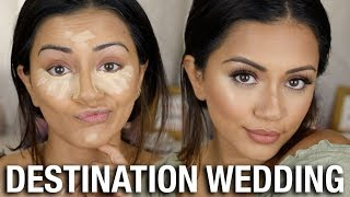 Download DESTINATION WEDDING HUMIDITY + HEAT PROOF FOUNDATION ROUTINE Video
