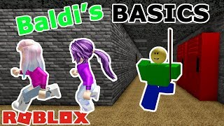 Download Roblox: Baldi's Basics / WE COLLECT ALL 7 NOTEBOOKS AND PLAY AS BALDI! 📒 Video