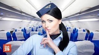 Download 25 SECRETS Flight Attendants Know That You Don't Video