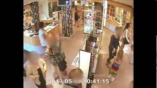 Download Blir skjuten när han filmar rånet Video
