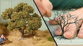 Download Wire Tree Tutorial – Model Railroad Video